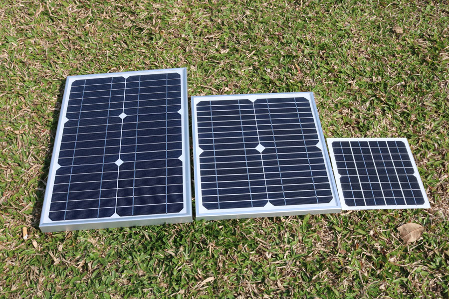 What are solar cells, mono & poly solar panels (or PV modules)?