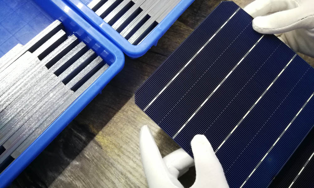 Demand for high-efficiency solar cell products continues to expand in 2019